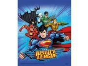 Justice League Loot Bags (8 Count) 9SIA0BS49K1482