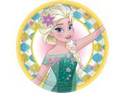 Frozen Fever Luncheon Plates (8 Pack) - Party Supplies 9SIA0BS2YY1561
