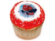 "Spiderman 2"""" Edible Cupcake Topper (12 Images)"" 9SIA0BS49K0807"