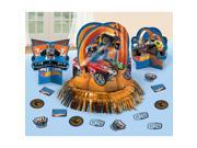 Hot Wheels Wild Racer Table Decorating Kit (Each) - Party Supplies 9SIA0BS3VV2805