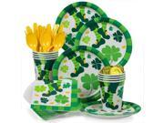 St. Pat's Jig Standard Kit (Serves 8) - Party Supplies 9SIA0BS3UA0698