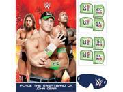 WWE Party Game (Each) - Party Supplies 9SIA0BS34P7415