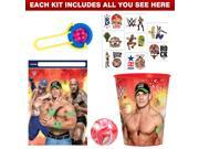 WWE Party Favor Kit - Party Supplies 9SIA0BS2YY0727