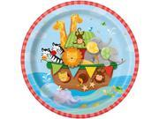 "Noah's Ark 7"""" Plates (8 Pack) - Party Supplies"" 9SIA0BS3TD2245"