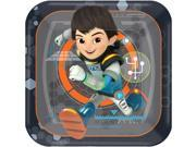 Miles from Tomorrowland Cake Plate (8 Count) - Party Supplies 9SIA0BS3B98022