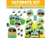 Tractor Time Birthday Ultimate Tableware Kit (Serves 8) 9SIA0BS4AM1108