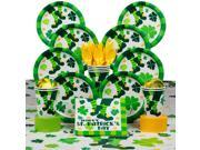 St. Pat's Jig Deluxe Kit (Serves 8) - Party Supplies 9SIA0BS3UA0705
