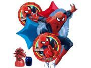 Spiderman Party Balloon Kit - Party Supplies 9SIA0BS2YY1551