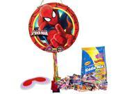 Ultimate Spiderman Pull String Pinata Kit - Party Supplies 9SIA0BS3T10962