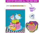 Tea Party Favor Kit (for 1 Guest) - Party Supplies 9SIA0BS4WA8904