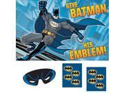 Batman Party Game (Each) - Party Supplies 9SIA0BS2YX9480