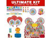 Circus Ultimate Tableware Kit (Serves 8) 9SIA0BS53T5898