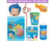 Bubble Guppies Deluxe Favor Kit (Each) - Party Supplies 9SIA0BS2YX8984