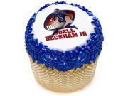 "NFL New York Giants Odell Beckham Jr. 2"""" Edible Cupcake Topper (12 Images)"" 9SIA0BS4VG2648"