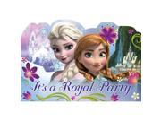 Disney Frozen Postcard Invitations (8 Pack) - Party Supplies 9SIABHU58N7091