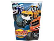 Blaze and the Monster Machines 9oz Cups (8 Count) 9SIA0BS49K4379