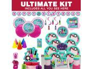 Spa Birthday Party Ultimate Tableware Kit (Serves 8) 9SIA0BS55V9165