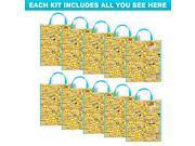 Emoji Tote Bag (Set of 10) 9SIA0BS56G4765