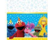Sesame Street Plastic Table Cover (each) 9SIA0BS5AY5314