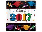 "2017 Dare to Dream 10"""" Plates (18 Count)"" 9SIA0BS5DH9621"
