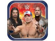 """WWE 9"""""""" Luncheon Plates (8 Pack)"""" 9SIA0BS5MP8620"""