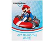 Mario Kart Wii Invitations 9SIA0BS5ST0701