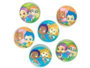 Bubble Guppies Bounce Balls (6) 9SIA0BS5SS9819