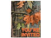 Hunting Camo Invitations (8) 9SIA0BS5ST1283