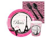 Paris Damask Snack Party Pack 9SIA0BS5TD1919