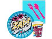 Superhero Girl Snack Party Pack 9SIA0BS5TD1742