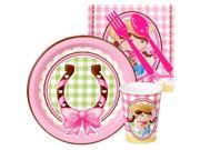 Pink Cowgirl Snack Party Pack 9SIA0BS5TD1756