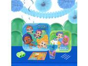 Bubble Guppies 16 Guest Tableware Deco Kit 9SIA0BS5U23490