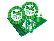 Happy St. Patrick's Day Cheer Party Pack (60) 9SIA0BS5UP3349