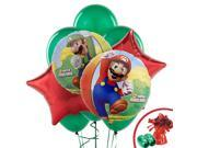 Mario Balloon Bouquet Kit (Each) - Party Supplies 9SIA0BS49K4615