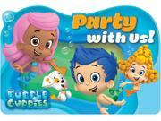 Bubble Guppies Invitations (8 Pack) - Party Supplies 9SIA0BS3366751