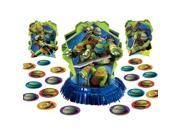 Ninja Turtles Table Decorating Kit (Each) - Party Supplies 9SIA0BS2YX9951