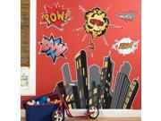 Superhero Comics Giant Wall Decals 9SIA0BS5TD2141