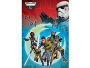 Star Wars Rebels Loot Bags (8 Pack) - Party Supplies 9SIABHU5SK8669