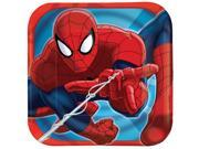"""Spiderman 7 """""""" Cake Plates (8 Pack) - Party Supplies"""" 9SIABHU59H6480"""