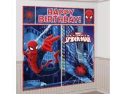 Spider-Man Wall Decorating Kit (Each) 9SIABHU5A54019