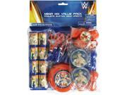 WWE Mega Mix Favor Pack (For 8 Guests) - Party Supplies 9SIA0BS34P7439