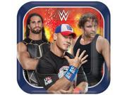 "WWE 7"""" Cake Plates (8 Pack)"" 9SIA0BS5MP8619"