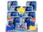 Finding Dory Deluxe Birthday Party Tableware Kit (Serves 8) 9SIA0BS6PN4626