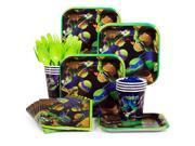 Ninja Turtle Standard Birthday Party Tableware Kit Serves 8 9SIA0BS6PN4723