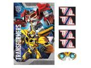Transformers Party Game (Each) - Party Supplies 9SIA0BS6PV0168