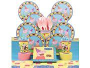 Peppa Pig Birthday Party Deluxe Tableware Kit (Serves 8) 9SIA0BS6PV6349