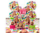 Barbie Sparkle Birthday Party Deluxe Tableware Kit (serves 8) 9SIA0BS6RC2199