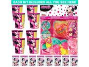 Minnie Mouse Helpers Favor Kit (For 8 Guests) 9SIA0BS6WP6249