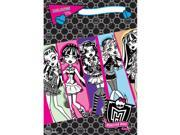 Monster High Loot Bags (Pack of 8) - Party Supplies 9SIA0BS6X01180
