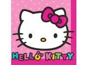 Hello Kitty Rainbow Beverage Napkins (16 Pack) - Party Supplies 9SIA0BS6X37752